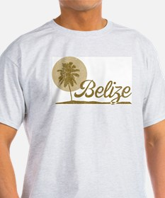 Palm Tree Belize T-Shirt