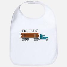 Truckin Bib