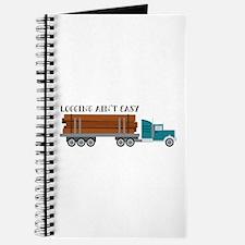Logging Aint Easy Journal