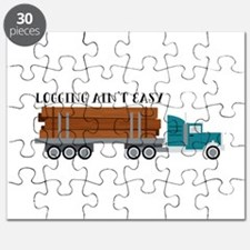 Logging Aint Easy Puzzle