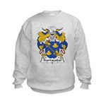 Irarrazabal Family Crest Kids Sweatshirt