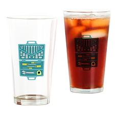 Tool Kit Box Drinking Glass