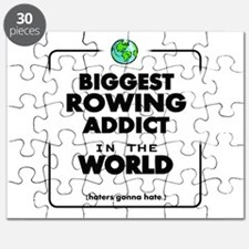 Biggest Rowing Addict in the World Puzzle