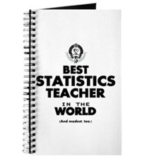 Best Statistics Teacher in the World Journal