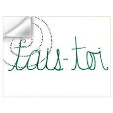 Tais-toi Wall Decal