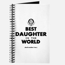 The Best in the World – Daughter Journal