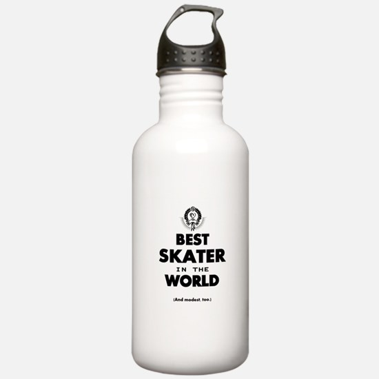 The Best in the World Water Bottle