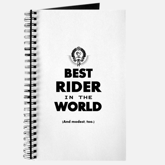 The Best in the World – Rider Journal