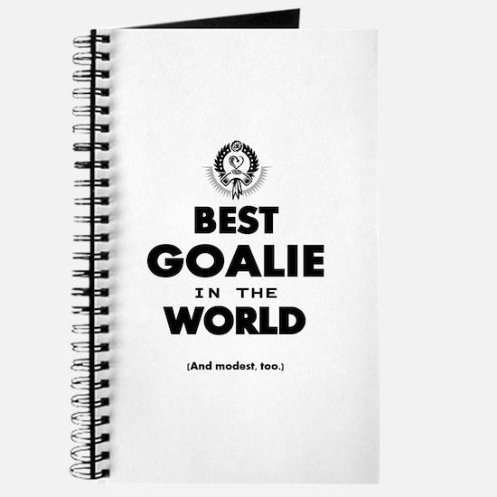 The Best in the World – Goalie Journal