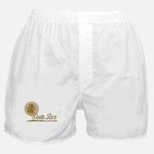Palm Tree Costa Rica Boxer Shorts