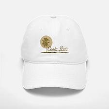 Palm Tree Costa Rica Baseball Baseball Cap