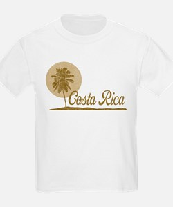 Palm Tree Costa Rica T-Shirt