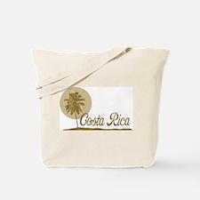 Palm Tree Costa Rica Tote Bag
