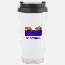 Tigers Football Travel Mug