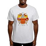 Infantas Family Crest Light T-Shirt