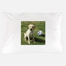 Yellow Lab Pillow Case