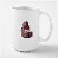GRAIN ELEVATOR Mugs