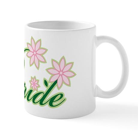 Tropical Bride Mug