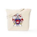 Iglesia Family Crest Tote Bag