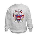 Iglesia Family Crest Kids Sweatshirt