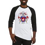 Iglesia Family Crest Baseball Jersey