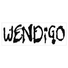 Wendigo 1 Poster