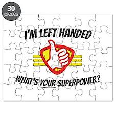 L H Superpower Puzzle