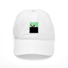 Ruby-Throated Hummingbird Baseball Cap