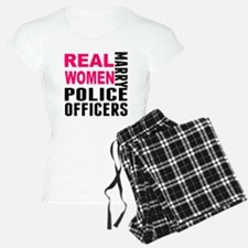 Real Women Marry Police Officers Pajamas