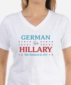 German for Hillary T-Shirt