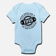 LIMITED EDITION MADE IN 1918 Body Suit