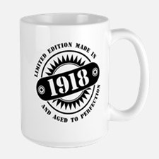 LIMITED EDITION MADE IN 1918 Mugs