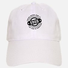 LIMITED EDITION MADE IN 1918 Baseball Baseball Cap