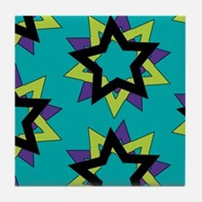 seeing stars Tile Coaster