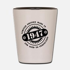 LIMITED EDITION MADE IN 1947 Shot Glass