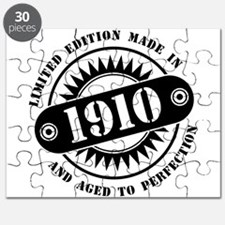 LIMITED EDITION MADE IN 1910 Puzzle