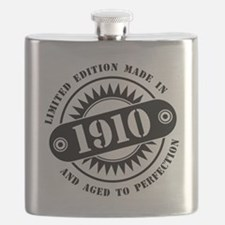 LIMITED EDITION MADE IN 1910 Flask