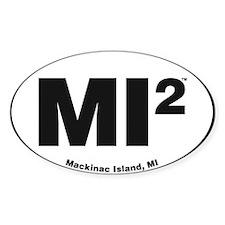 Cute Island Bumper Stickers