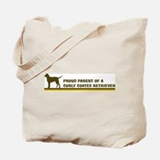 Curly Coated Retriever (proud Tote Bag