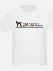 Curly Coated Retriever (proud T-Shirt