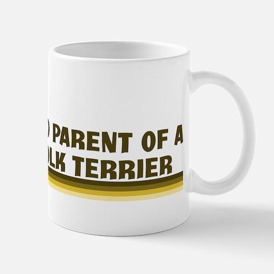 Norfolk Terrier (proud parent Mug
