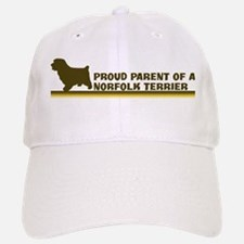 Norfolk Terrier (proud parent Baseball Baseball Cap