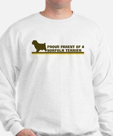 Norfolk Terrier (proud parent Sweatshirt