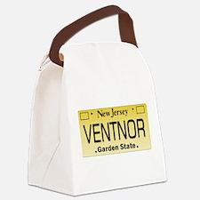 Ventnor NJ Tag Giftware Canvas Lunch Bag