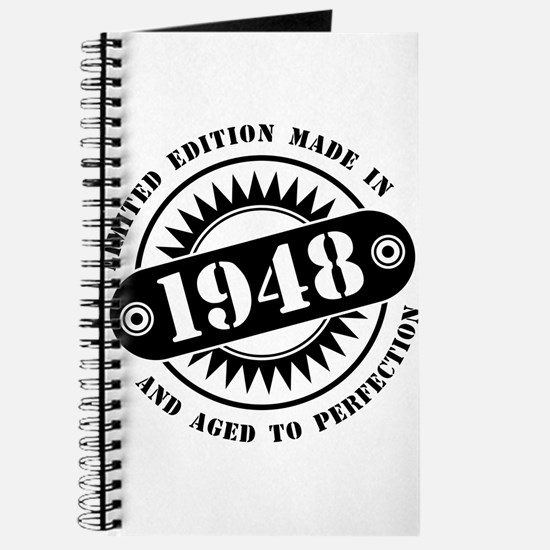 LIMITED EDITION MADE IN 1948 Journal