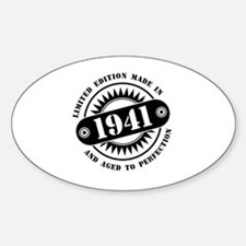 LIMITED EDITION MADE IN 194 Decal