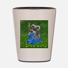 Baby Koala Buckaroo Shot Glass