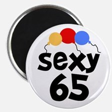 Sexy 65 Magnet