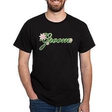 Tropical Groom T-Shirt
