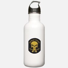 Detroit PD Gang Squad Water Bottle